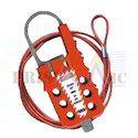 Pvc Red Premier Multipurpose Cable Lockout