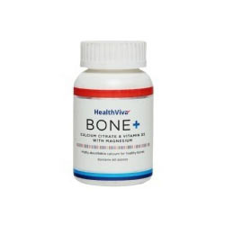 Health Viva Bone+ (Calcium Citrate & Vitamin D3