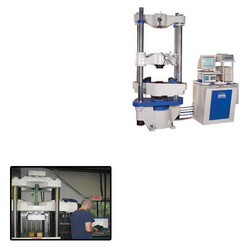 Universal Testing Machine for Tensile Test