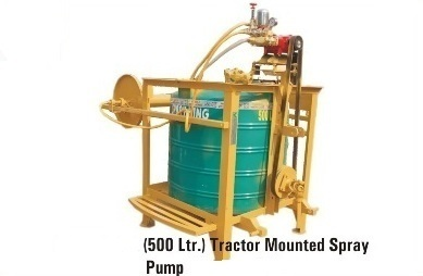 Tractor Mounted Sprayer