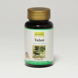 Herbal Tulasi Capsules for Respiratory Care