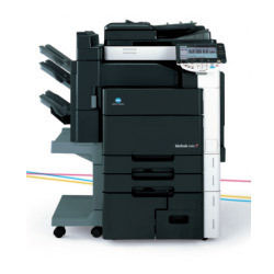 Konica Minolta 360 Multi-Function Color Photocopy Machine, Print Technology : Laser