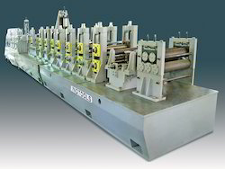 1/2 to 4 Stainless Steel Tube Mill