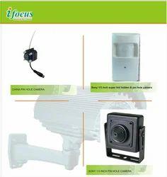 Pinhole Cameras