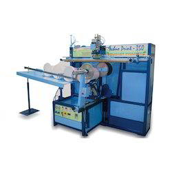 Pail Container Screen Printing Machine