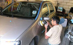 Denting And Painting Service