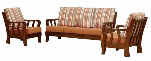 Wooden Sofa Set At Rs 26000 Set व डन स फ स ट