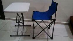 Folding Picnic Table & Chair Set