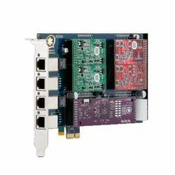 Digium Card Single Port Service