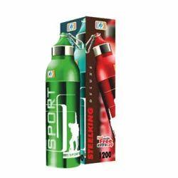 Steelking Deluxe 1000 Plastic Kids School Water Bottle