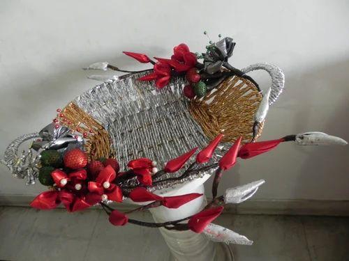 Diwali decorative baskets gifts crafts artifacts the diwali decorative baskets negle Image collections