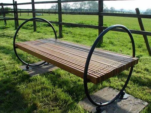 Astounding Wooden Black Garden Bench Pandey Sports Id 5912073991 Machost Co Dining Chair Design Ideas Machostcouk