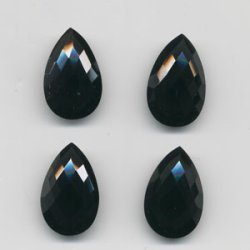 Black Spinal Gemstone