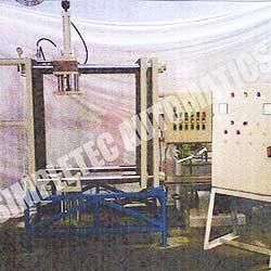 Automatic Pressure Gelation Machine - 12.5T
