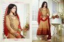 9181 Georgette Anarkali Designer Suits