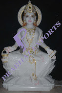 Marble With Gayatri Mata