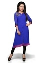 Party Wear Embroidered Work Designer Long Kurti