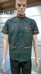 Dark Green Service Uniforms