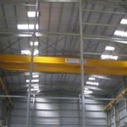 Heavy Engineering Fabrication and Erection Services