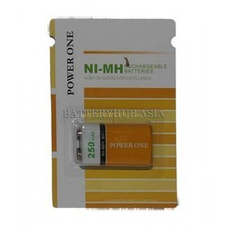 9vPower One  NI-MH Rechargeable Battery