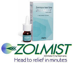 Zolmist Spray