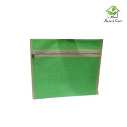 Eco Friendly Jute Conference Folder Bag