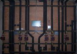 Boiler Piping Project