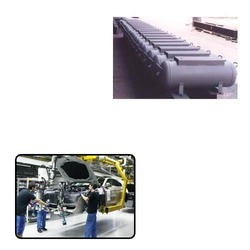 Air Receiver Tank for Automobile Industry