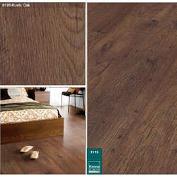 Rustic Oak Laminated Wooden Flooring