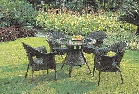 1cccc6567ed7 Outdoor Furniture - PE Rattan Garden Set Manufacturer from New Delhi
