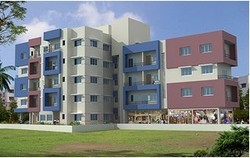 Heramb Sankul - Residential and Commercial Building