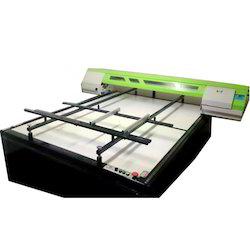Flat Bed Piezo Engraver Machine