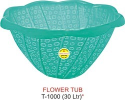 Flower Bath Tub