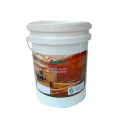 Acrylic Plastic Emulsion Paint