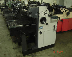 Toko 4700 Mini Offset Printing Machine