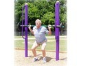 Weight Lift Outdoor Fitness Equipment