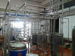 Dairy Plant Erection Service