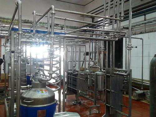 Dairy Plant Erection Service