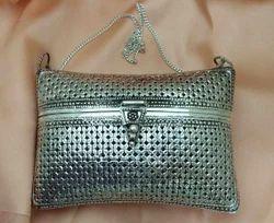 d6828164dbde Silver Clutch - Silver Clutch Bag Wholesaler   Wholesale Dealers in ...