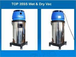 Top 35SS Wet & Dry Vac