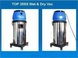Top 35SS Wet & Dry Vac