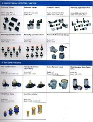 Flow Control Valves, Non Return Valves, Solenoid Valves