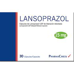 Lansoprazole 15 mg Capsules, Packaging Type: Strips