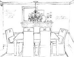 dining room designing services in india