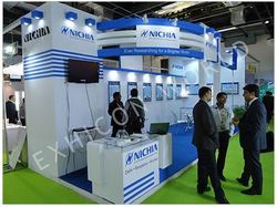 Exhibition Corporate Stall Service