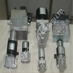 Industrial Gas Burner Solenoid Valves