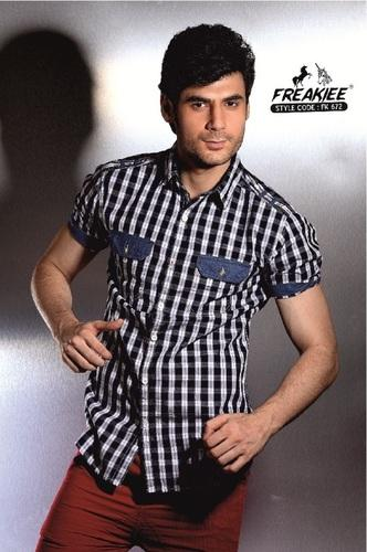 Casual Designer Printed Shirts Manufacturer from Mumbai
