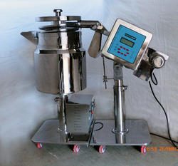 De- Dusting and Tablet Deburring Machine