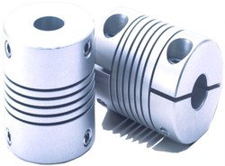 Spirex Encoder Coupling