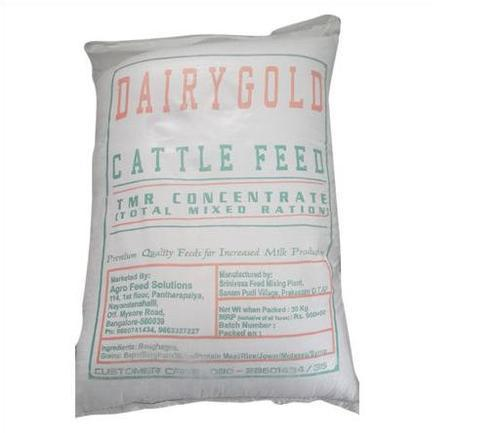 Dairy Gold Tmr Concentrate Cattle Feed